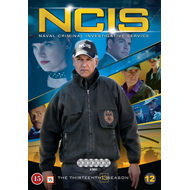 NCIS - Naval Criminal Investigative Service - Sesong 13 (DVD)