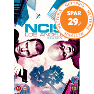 Produktbilde for NCIS: Los Angeles - Sesong 7 (DVD)
