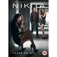 Nikita - Sesong 3 (UK-import) (DVD)