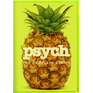 Psych - The Complete Series (DVD - SONE 1)