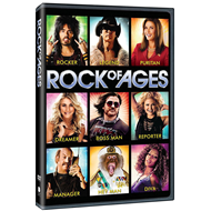 Rock Of Ages (DVD - SONE 1)