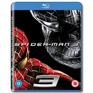 Spider-Man 3 (UK-import) (BLU-RAY)