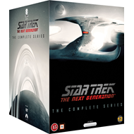Star Trek: The Next Generation - The Complete Series (DVD)