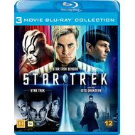 Star Trek - 3 Movie Blu-ray Collection (BLU-RAY)