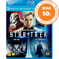 Produktbilde for Star Trek - 3 Movie Blu-ray Collection (BLU-RAY)