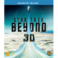 Star Trek Beyond (Blu-ray 3D + Blu-ray)