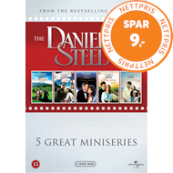 Produktbilde for The Danielle Steel Collection - 5 Great Miniseries Vol. 1 (DVD)