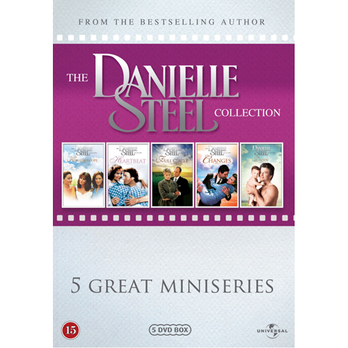 The Danielle Steel Collection - 5 Great Miniseries Vol. 2 (DVD)
