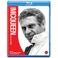 Steve McQueen Collection (BLU-RAY)