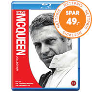 Produktbilde for Steve McQueen Collection (BLU-RAY)