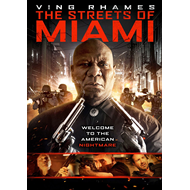 The Streets Of Miami (UK-import) (DVD)