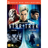 Star Trek - 3 Movie DVD Collection (DVD)