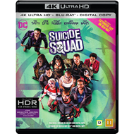 Suicide Squad (4K Ultra HD + Blu-ray)