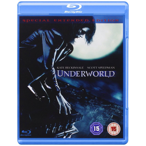 Underworld - Special Extended Edition (UK-import) (BLU-RAY)