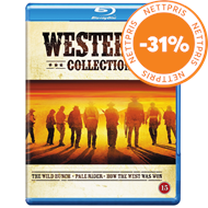 Produktbilde for Westerns Collection (BLU-RAY)