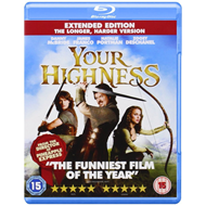 Your Highness (UK-import) (BLU-RAY)