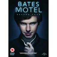 Bates Motel - Sesong 4 (UK-import) (DVD)