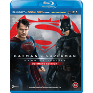 Batman v Superman: Dawn Of Justice - Ultimate Edition (BLU-RAY)