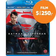 Produktbilde for Batman v Superman: Dawn Of Justice - Ultimate Edition (BLU-RAY)