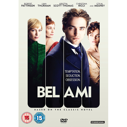 Bel Ami (UK-import) (DVD)