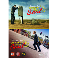 Better Call Saul - Sesong 1 & 2 (DVD)