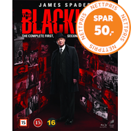 Produktbilde for The Blacklist - Sesong 1 - 3 (BLU-RAY)