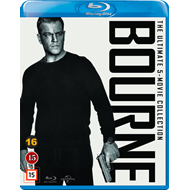 Bourne - The Ultimate 5-Movie Collection (BLU-RAY)