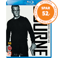 Produktbilde for Bourne - The Ultimate 5-Movie Collection (BLU-RAY)