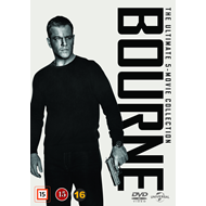 Bourne - The Ultimate 5-Movie Collection (DVD)