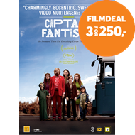 Produktbilde for Captain Fantastic (DVD)
