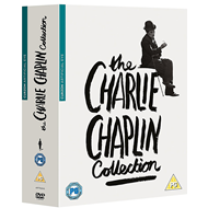 Produktbilde for The Charlie Chaplin Collection (UK-import) (DVD)