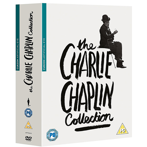 The Charlie Chaplin Collection (UK-import) (DVD)