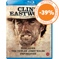 Produktbilde for Clint Eastwood Western Collection (BLU-RAY)