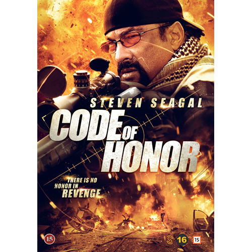 Code Of Honor (DVD)