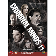 Criminal Minds - Sesong 11 (DVD)
