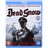 Død Snø (UK-import) (BLU-RAY)