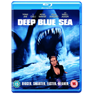 Deep Blue Sea (UK-import) (BLU-RAY)