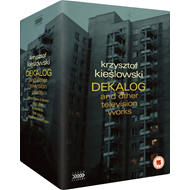 Dekalog And Other Television Work (UK-import) (Blu-ray + DVD)