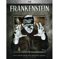 Produktbilde for Frankenstein - Complete Legacy Collection (BLU-RAY)