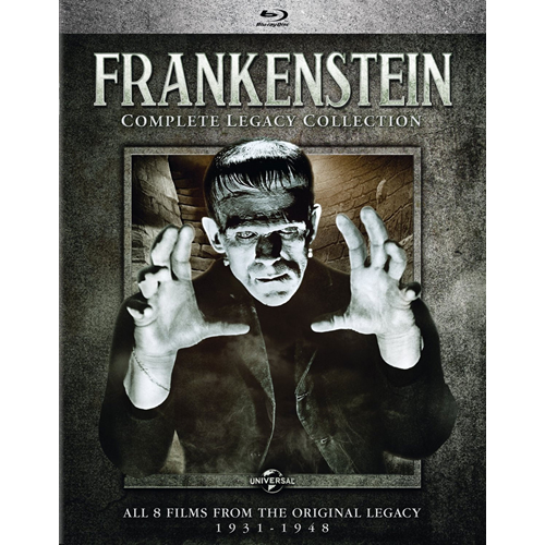 Frankenstein - Complete Legacy Collection (BLU-RAY)