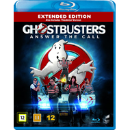 Ghostbusters - Extended Edition (BLU-RAY)