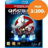 Produktbilde for Ghostbusters - Extended Edition (BLU-RAY)