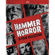 Hammer Horror: 8-Film Collection (BLU-RAY)