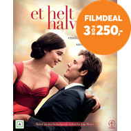 Produktbilde for Me Before You (Et Helt Halvt År) (BLU-RAY)