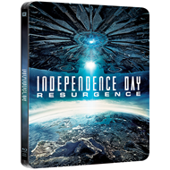 Independence Day: Resurgence - Limited Steelbook Edition (Blu-ray 3D + Blu-ray)