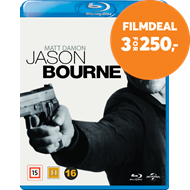 Produktbilde for Jason Bourne (BLU-RAY)