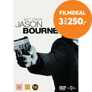 Produktbilde for Jason Bourne (DVD)