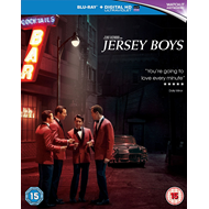 Jersey Boys (UK-import) (BLU-RAY)