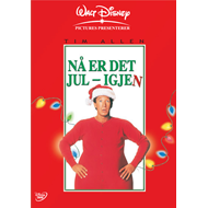 Nå Er Det Jul - Igjen (The Santa Clause) (DVD)