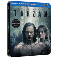 The Legend Of Tarzan - Steelbook Edition (DK-import) (BLU-RAY)